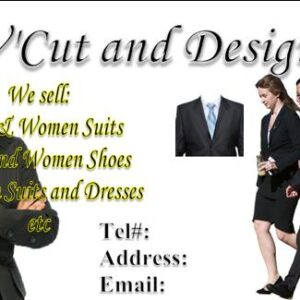 Get your Business cards Done how you want it